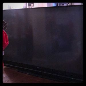 This TV is in great condition